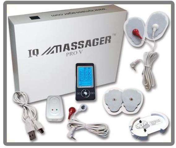 50% off the IQ Pro V Massager