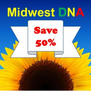 Save 50% on All Midwest DNA Digital Downloads