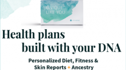 Save 50% on a variety of valuable health reports from Vitagene using your 23andMe, AncestryDNA or MyHeritage DNA test data!
