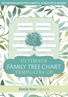 Ultimate Family Tree Chart Templates CD:This collection of family tree templates in 25 beautiful designs lets you create pedigree charts with pizzazz. Each design comes in three sizes--75 type-and-save templates in all!