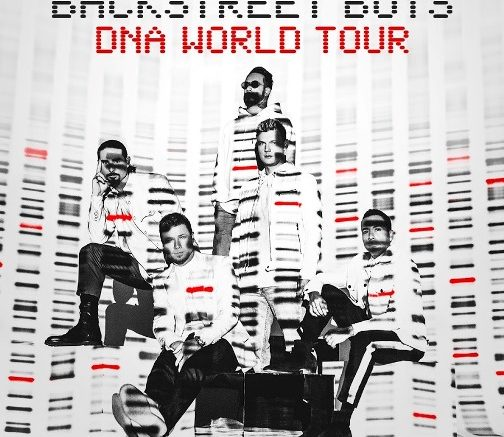 """Get free shipping at MyHeritage DNA with our special """"Backstreet Boys DNA Tour"""" promo code! See all the Genealogy Bargains for Friday, April 26th, 2019!"""