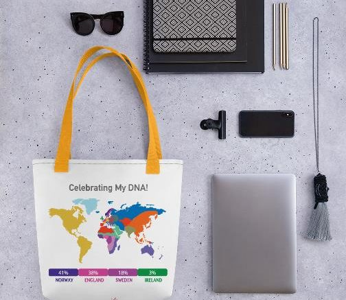 Save up to 20% on amazing DNA-related items at Celebrate DNA! Get all the Genealogy Bargains for Wednesday, May 15, 2019!